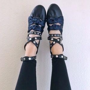 Zara Ballet Flats Size 37