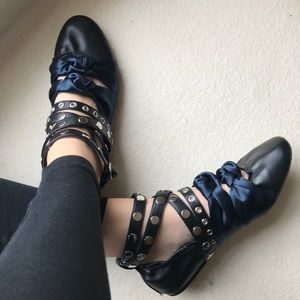 Zara Shoes - Zara Ballet Flats Size 37