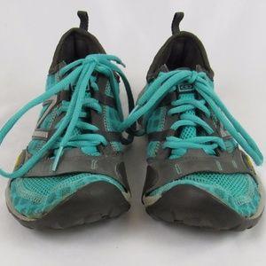 New Balance womens size 5 1/2 Minimus trail shoe.