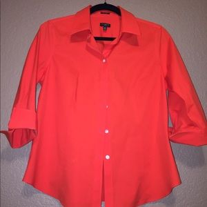 TALBOTS, beautiful color 3/4 lenght Perfect Cond.