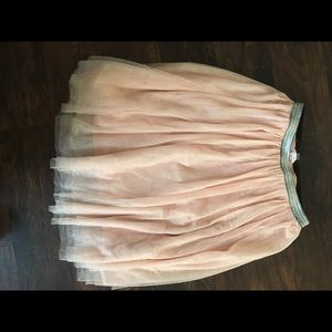 Never worn tulle skirt
