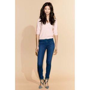 NWT J Brand Maria High Rise Skinny Jeans