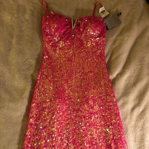 Dashing formal gown