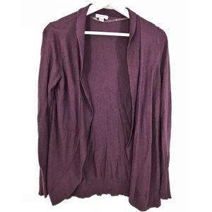 Merona Long Sleeve Cardigan C16