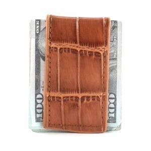 Other - Magnetic Money Clip - Tan