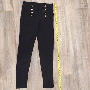 Zara leggings black Medium never worn