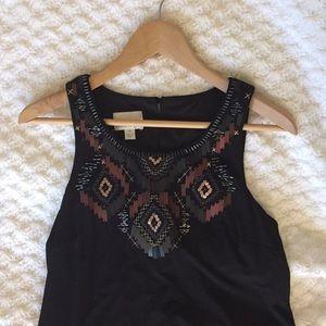 Donna Morgan black dress