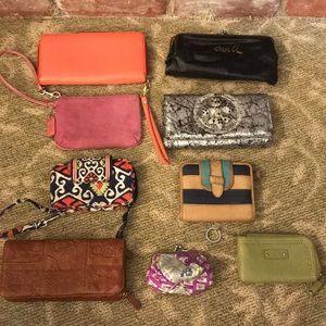 Wallet Lot Sale