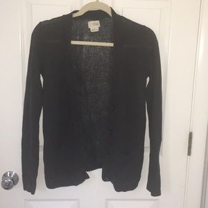 Urban Outfitters Cardigan, Black