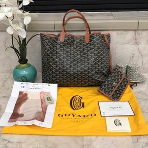 🌸🌸Authentic GOYARD ST. LOUIS PM tote 👜