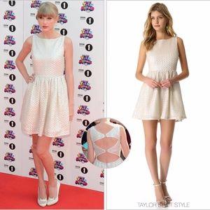 NWOT Alice + Olivia Dress ASO Taylor Swift, Size 4