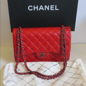 Authentic Chanel Jumbo flap bag ❌PRICE FIRM❌