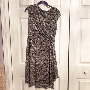 Ralph Lauren Wrap Dress Sz 8