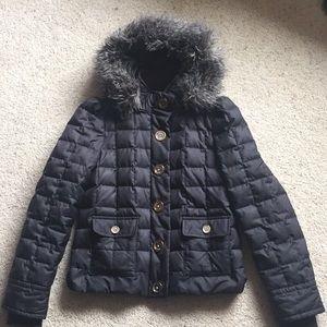 ⚡️FLASH SALE⚡️Juicy Couture Black Coat