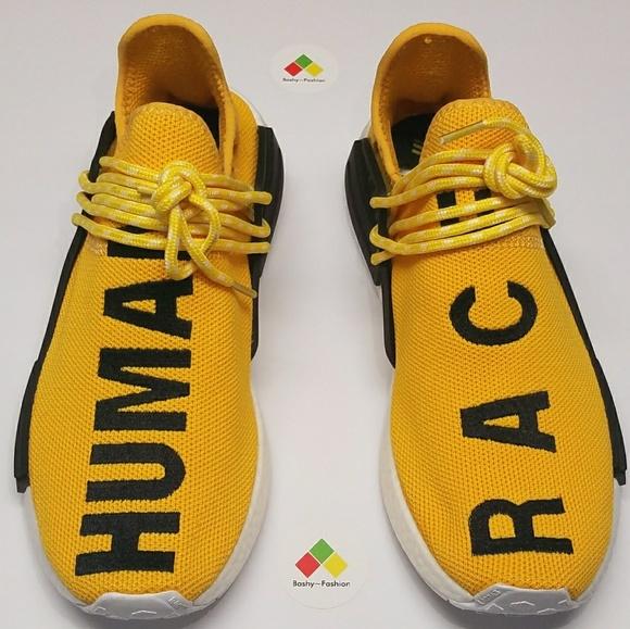 Le Adidas Giallo La Razza Umana Poshmark