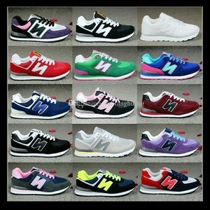 New balance shoes 2 pairs $125