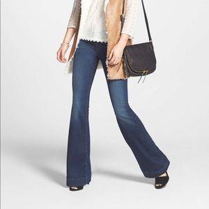 J Brand Jeans Love Story Bayou Style #72201 Flared