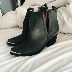 Jeffrey Campbell Cromwell booties