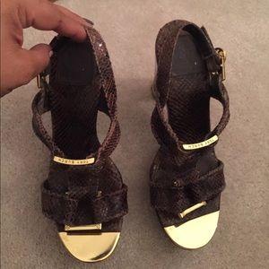 Tory Burch Shoes - Tori Burch Karmen Chucky Heel Sandals