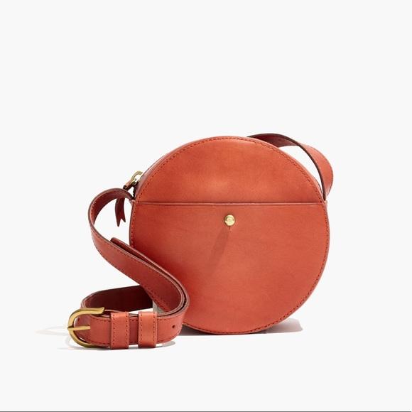 a60fee98d Madewell Handbags - RARE ⚡️Madewell Marfa Circle Crossbody