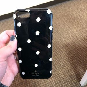 Kate spade iPhone 6 or 6s case.