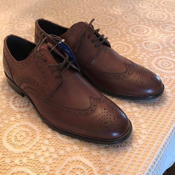 Nunn Bush Comfort Gel Dress Shoes