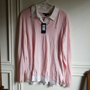 NWT TOMMY HILFIGER SWEATER TOP