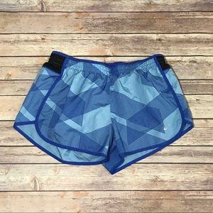 Nike Dri-Fit blue running shorts- Medium.