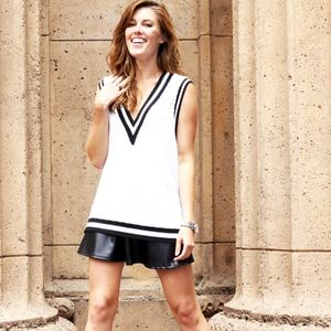 nasty gal Borrowed From The Boys Sweater Vest