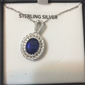 Jewelry - Sapphire necklace