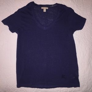 Burberry Navy top!