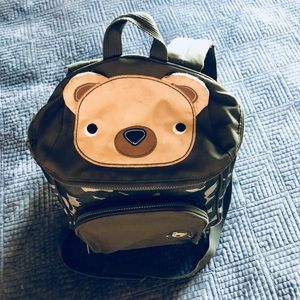 Other - Toddler Bear Camouflage Backpack