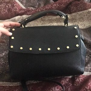 Target Faux Leather Crossbody