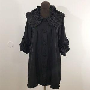 Ryu black coat