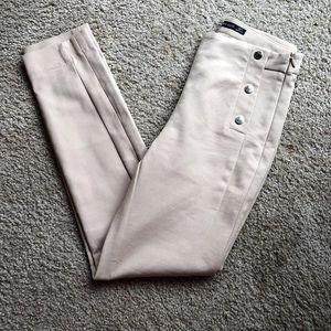 Zara High waisted dress pant