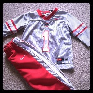 Nike Ohio State Jersey outfit