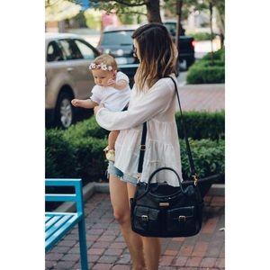Lily Jade 'Elizabeth' convertible diaper bag