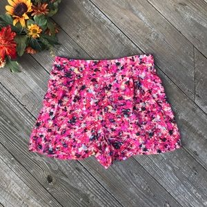 Patterned Shorts Size Medium