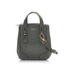 Furla Perla Mini Crossbody Tote