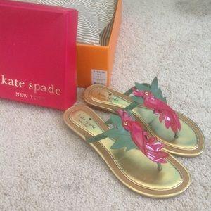 kate spade ivy statement sandals