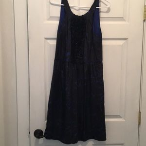 J Crew Dress with roses