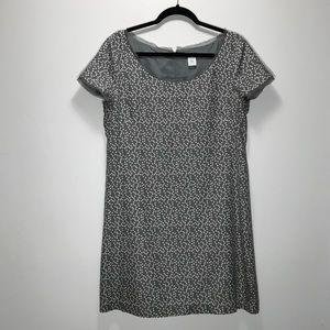 J. Crew silk polka dots dress