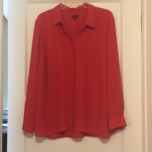 Talbots 2XP blouse like new condition