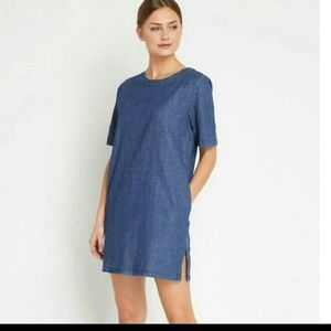Denim - NWT Relaxed Tunic Dress