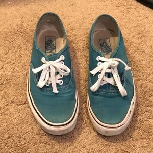 Used vans shoes