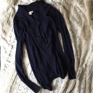 [Merona] Navy Cocoon Sweater