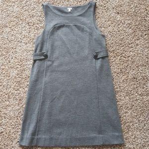 💜J.Crew Wool Jersey Stephanie Dress -Gray - Small