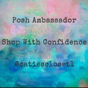 Accessories - Officially a Posh Ambassador!