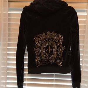Juicy Couture track jacket!