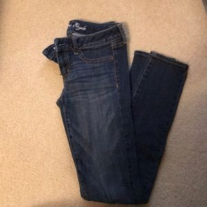 Size 4 American eagle stretch jegging